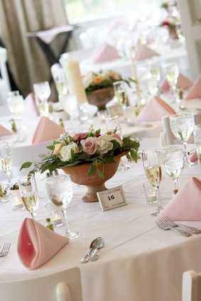 Decor de table romantic decoration - Photo deco table mariage ...